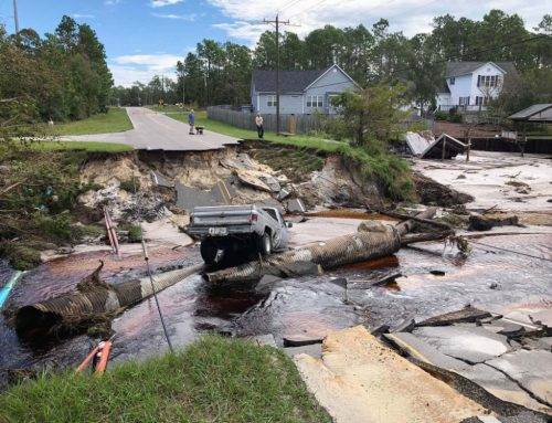 SURVIVING THE STORM: WHY BROADBAND MATTERS FOR PUBLIC SAFETY